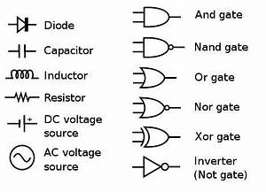 circuit symbols all With on image to enlarge circuit schematic symbols schematic symbols