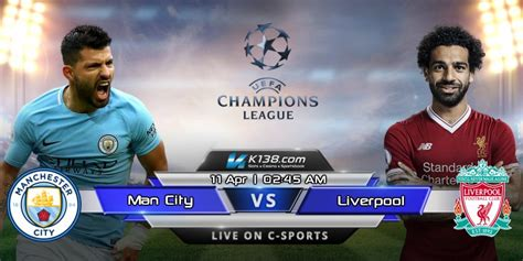 live-streaming | Manchester City vs Liverpool | UCL