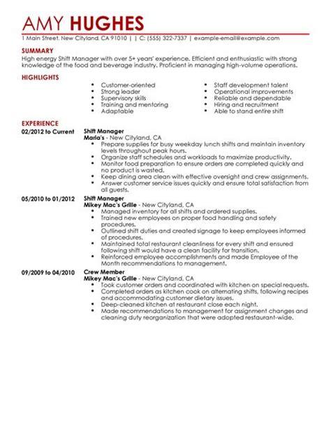 example of restaurant resume bartender resume tips bartender resume sample writing tips