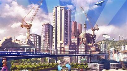 Skylines Cities Games Farming Playstation Simulator