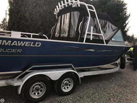 Jon Boats For Sale Oregon by Alumaweld Boats For Sale In United States Boats