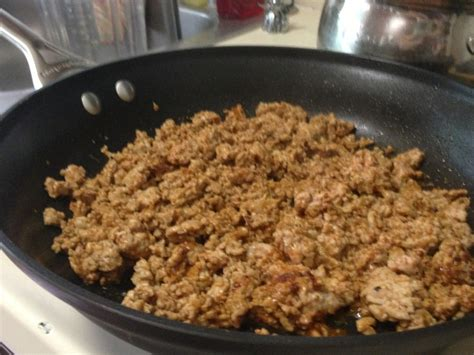 substitute for ground lentil ground beef substitute