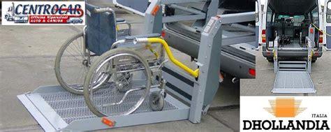 pedane per disabili per auto sponde pedane per disabili ripieghevoli per pullmini