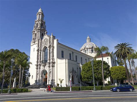 Beautiful Los Angeles Churches Temples And Cathedrals