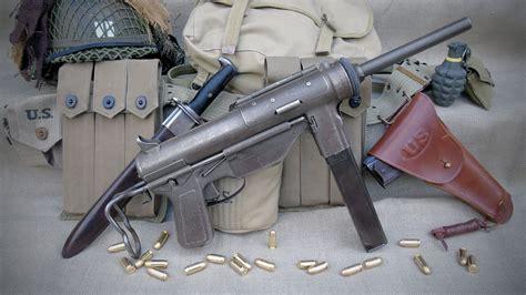 Submachine Guns of World War II | The Armory Life
