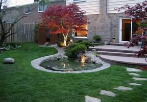 deco jardin japonais exterieur With decoration de jardin japonais