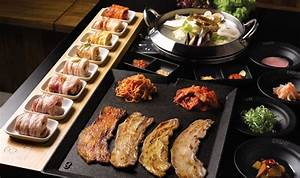 korean bbq charcoal grill