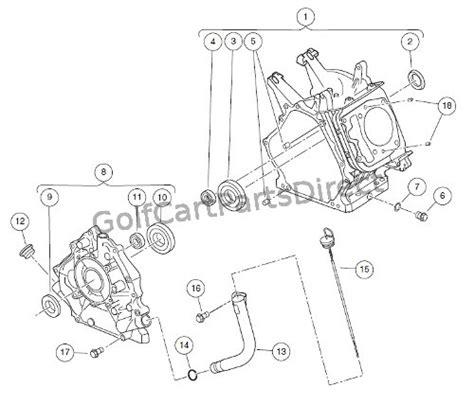subaru  engine golfcartpartsdirect