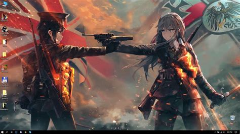 Anime Live Wallpaper - the great war hd live wallpaper