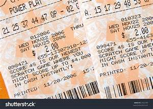 Losing Lottery Tickets Stock Photo 2422189 : Shutterstock