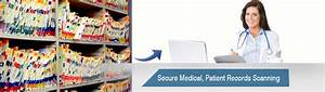 medical records scanning services in san francisco bay With medical document scanning services