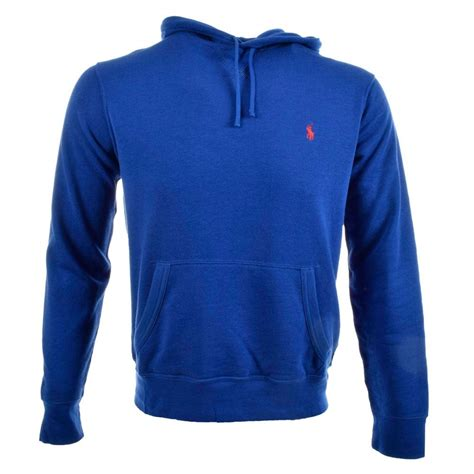 POLO RALPH LAUREN A14KH903 B009A Royal Blue Hoodie - Men from Brother2Brother UK