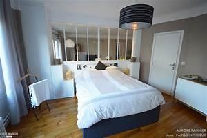 Separation Salon Chambre : separation chambre salon fashion designs ~ Zukunftsfamilie.com Idées de Décoration