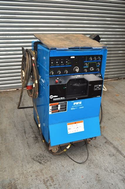 miller syncrowave  lx tigstickwelding power source
