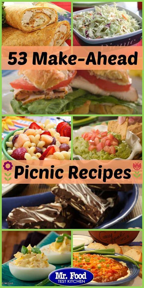 picnic snacks perfect picnic menu 54 make ahead picnic recipes the nerds picnic recipes and picnics