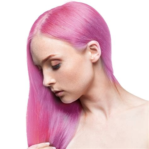 Fudge Paintbox Semi Permanent Hair Dye Pink Moon