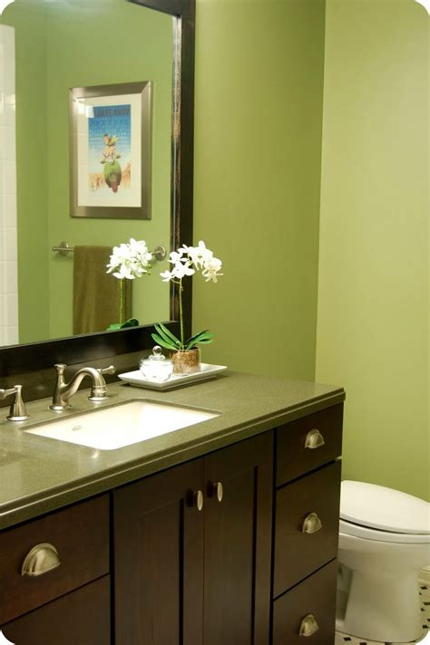 Green Bathroom Paint Colors by 17 Best Ideas About Green Bathroom Colors On