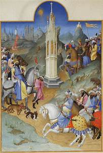 The, Meeting, Of, The, Magi, -, Limbourg, Brothers