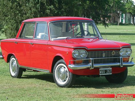 autos argentinos de los   fierros eran los de antes