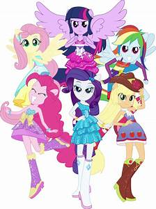 my little pony equestrian girls.the six sages | My Little ...