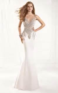Mermaid Floor Length Evening Dress Long Luxury Beaded Prom