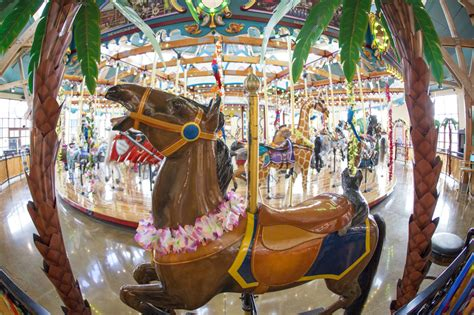 silver beach carousel home