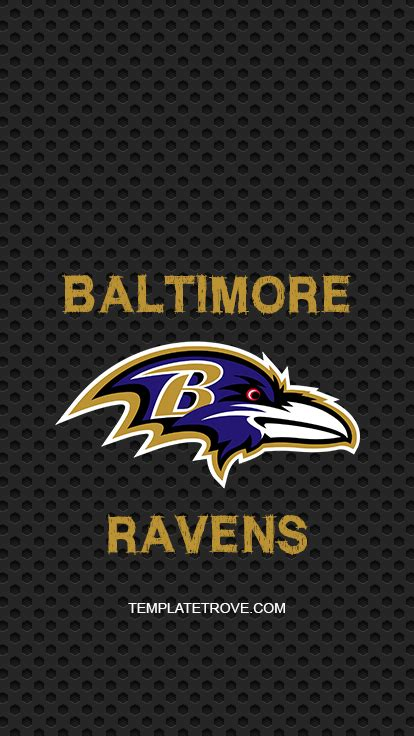 baltimore ravens lock screen schedule  iphone