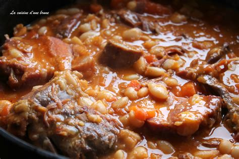 cuisiner un cassoulet cassoulet maison la cuisine d 39 une brune