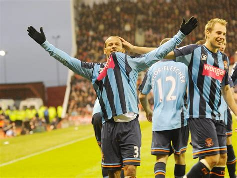 A look back at the last time Blackpool took on Stoke City ...