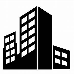 commercial building icon – Free Icons Download