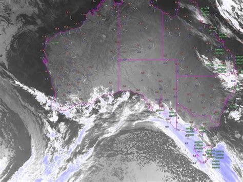 Bom weather radar, satellite and synoptic charts. Weather NSW, Vic, WA, Qld: Heavy rain and storms to hit ...