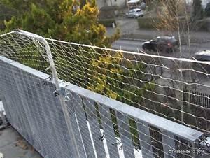 Katzenschutznetz Ohne Bohren : katzensicherheit auf dem balkon katzenschutznetz ~ Watch28wear.com Haus und Dekorationen