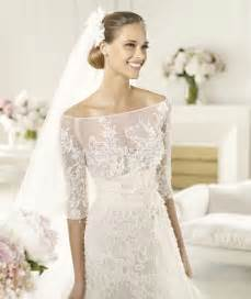 the shoulder wedding dress with lace sleeves lace the shoulder wedding gown with half sleeves ipunya