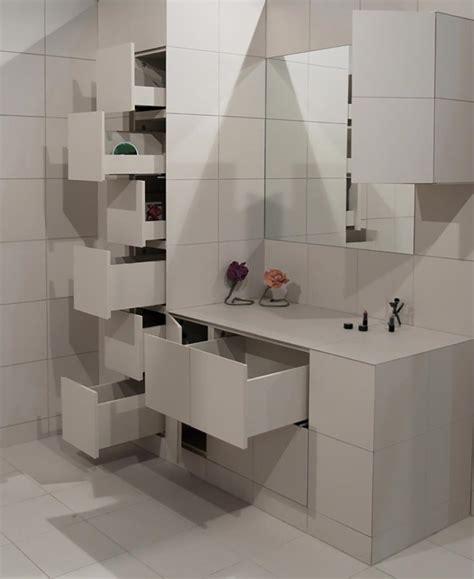 rangement salle de bain aussi fonctionnel qu esth 233 tique design feria