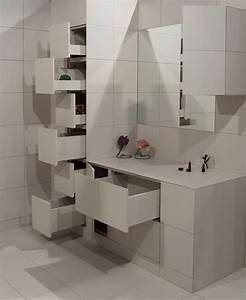 Ikea Salle De Bain Rangement : great pin salle de bains rangement on pinterest panier de rangement salle de bain ikea with ~ Teatrodelosmanantiales.com Idées de Décoration