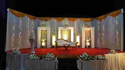 Stage Decoration Simple Pathanamthitta Event Kerala Thoughts