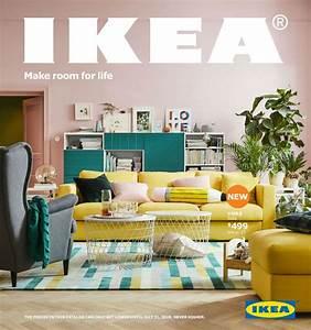 Neuer Ikea Katalog 2018 : 2018 ikea catalog make room for life decoholic ~ Lizthompson.info Haus und Dekorationen