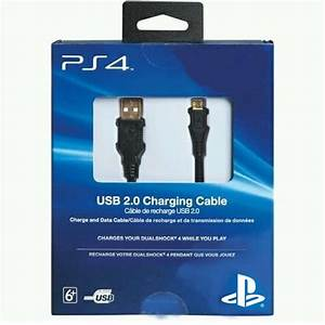 Official USB Charge Cable PS4