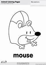 Coloring Hickory Dickory Mouse Simple Crash Super Songs Farm Dock Animals Animal Worksheets Song Supersimplelearning Pet Preschool Supersimple Contains sketch template