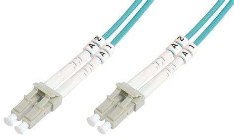 c 226 bles 224 fibres optiques om3 connecteur lc connecteur lc achat vente digitus professional