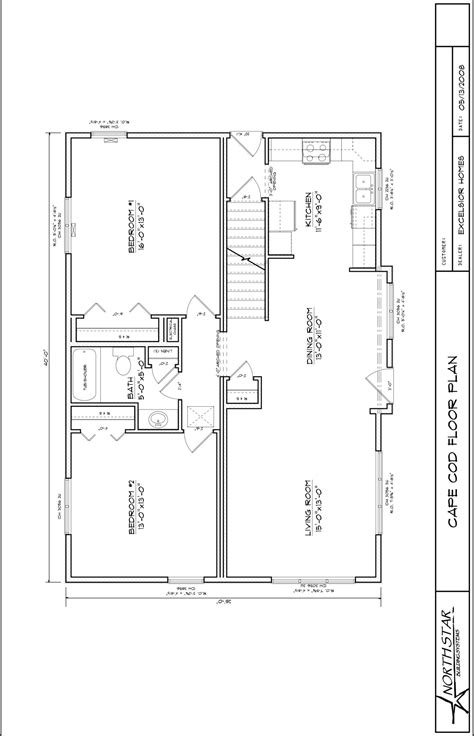 custom cape  modular home  excelsior homes
