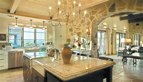 country style homes interior western design decor in the hill country