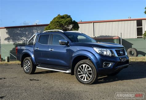 Review Nissan Navara by 2018 Nissan Navara St X Review Performancedrive