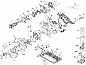 Bosch 36v Circular Saw Parts