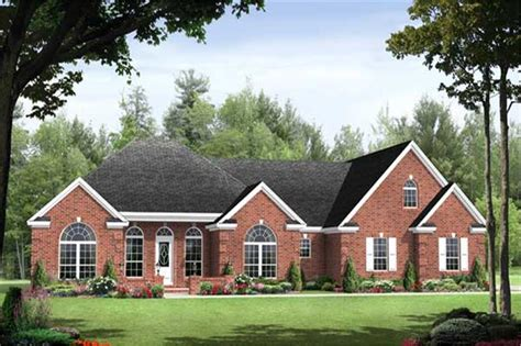 traditional house plans home design
