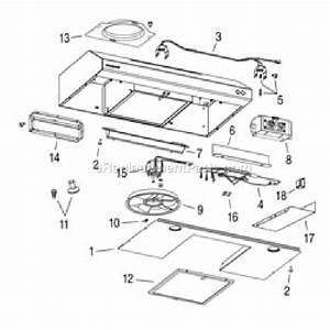 Broan Cbd3 Parts List And Diagram   Ereplacementparts Com