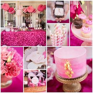 Kara's Party Ideas Juicy Couture Baby Shower {Party Ideas