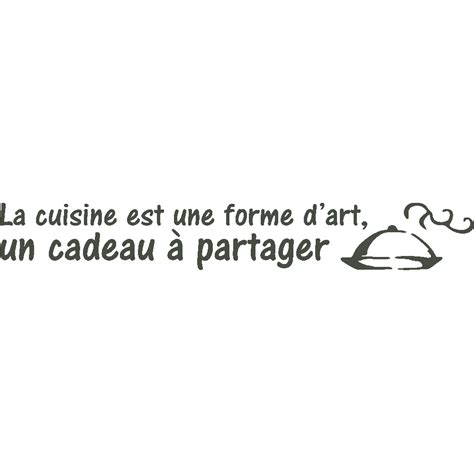 proverbe cuisine stickers stickers citations cuisine stick