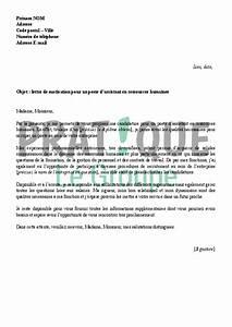 Alternance Rh Ile De France : exemple lettre de motivation alternance ressources ~ Dailycaller-alerts.com Idées de Décoration