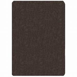 tapis de luxe rectangulaire gris anthracite eden par angelo With tapis gris anthracite